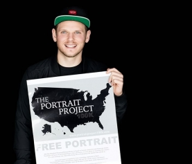The Portrait Project 100K – David Kafer, Photographer